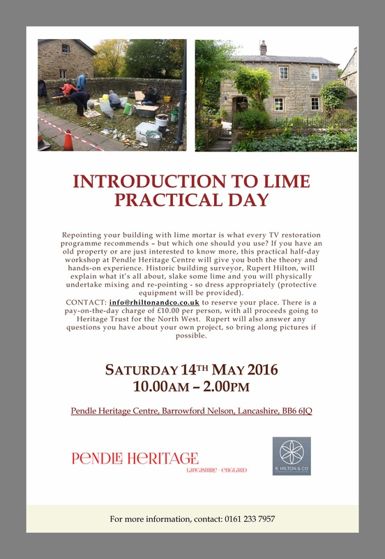 Lime Practical CPD flyer